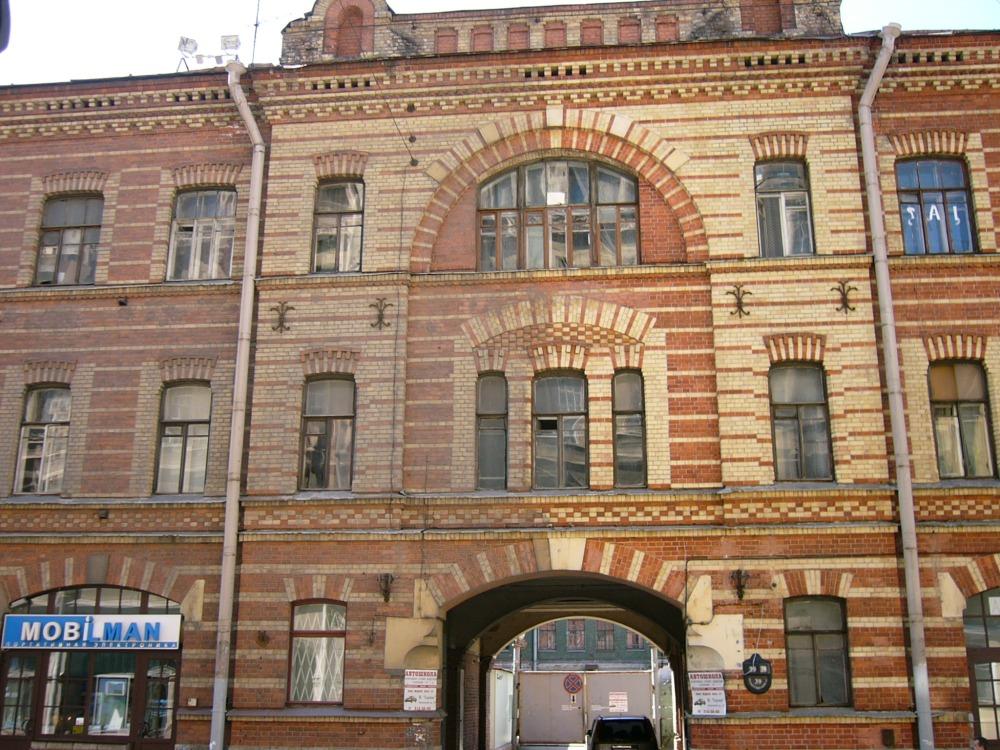 очистка фасада монастыря